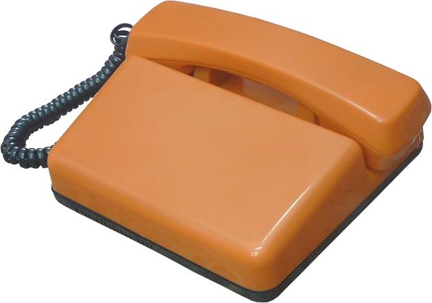 Телефонный аппарат Тюльпан-01ЦБ-АН представляет собой стандартный телефонный аппарат без номеронабирателя...